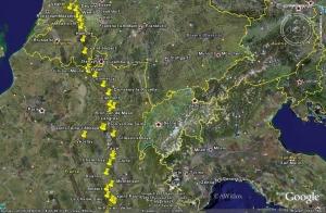 route 3 den bosch - le puykopie